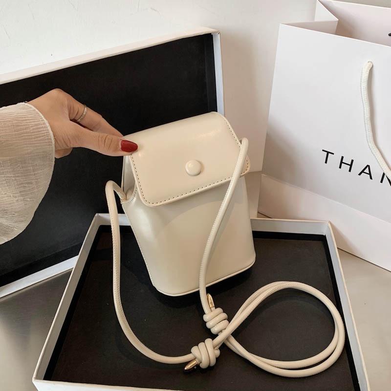 Fashion simple bucket bag NHJZ313562