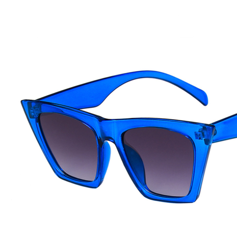 lunettes de soleil carrées oeil de chat NHKD313349's discount tags