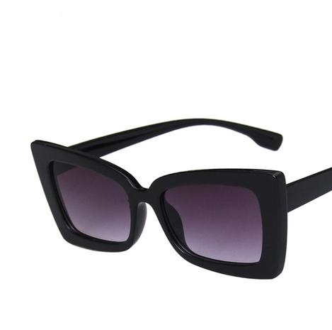 nouvelles lunettes de soleil carrées tendance NHKD313357's discount tags
