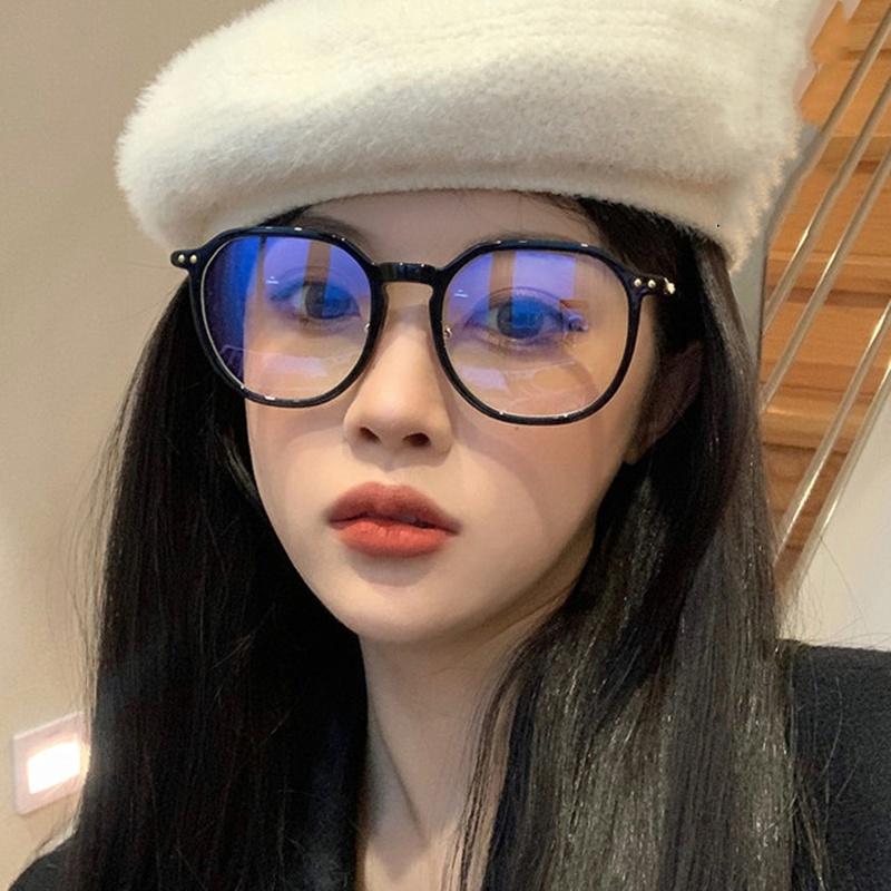 Korean retro new trendy glasses NHKD313348