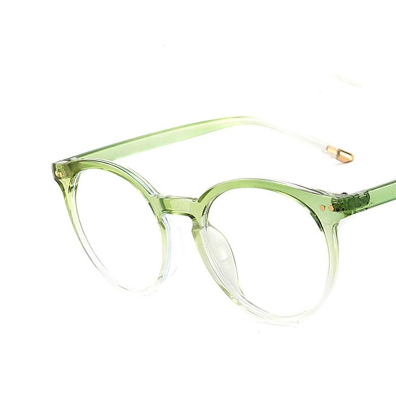 Retro rice nail glasses frame new glasses NHKD313356