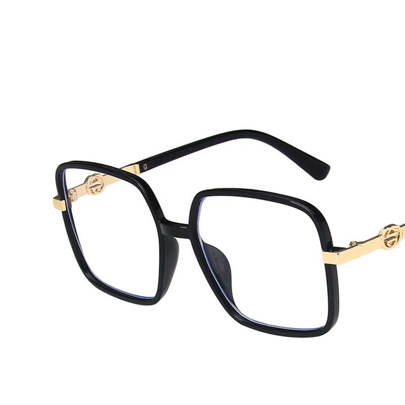 Korean simple frame new square glasses  NHKD313366