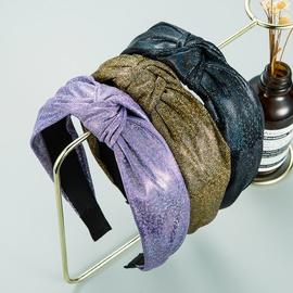 New Korean Fashion geknotetes Stirnband NHLN303085