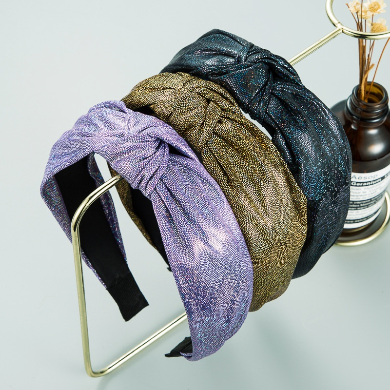 New Korean fashion knotted headband NHLN303085