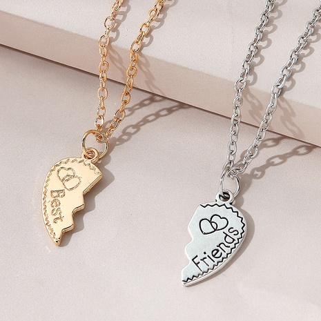 collar de pareja de tendencia salvaje creativa de moda NHPS303206's discount tags