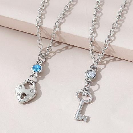 collar de pareja creativa salvaje de moda NHPS303214's discount tags