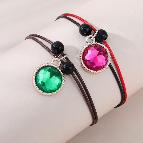 Pulsera de pareja de moda popular creativa salvaje coreana NHPS303216's discount tags