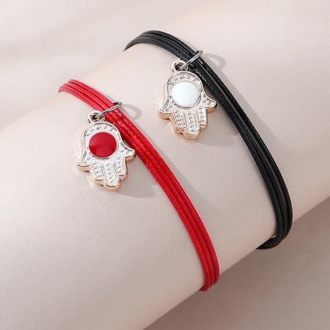 pulsera de los amantes de la palma de la moda creativa NHPS303217's discount tags