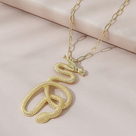 creative fashion exaggerated necklace NHPS303236's discount tags