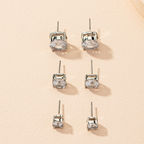 Mode kleine Diamantohrringe gesetzt NHAI303552's discount tags