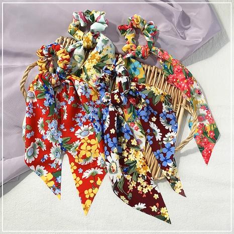 chouchous à la mode en tissu floral NHOF303697's discount tags
