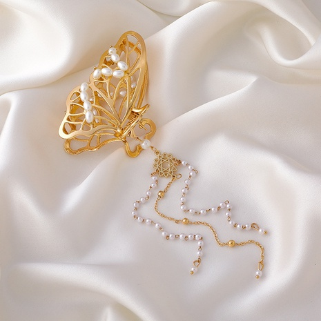 tassel butterfly catch clip NHMS303770's discount tags