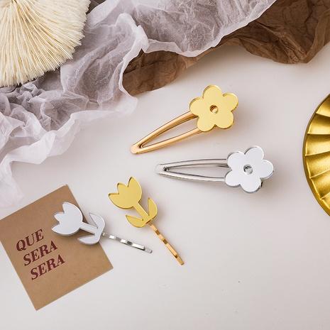 linda horquilla de flores NHMS303778's discount tags