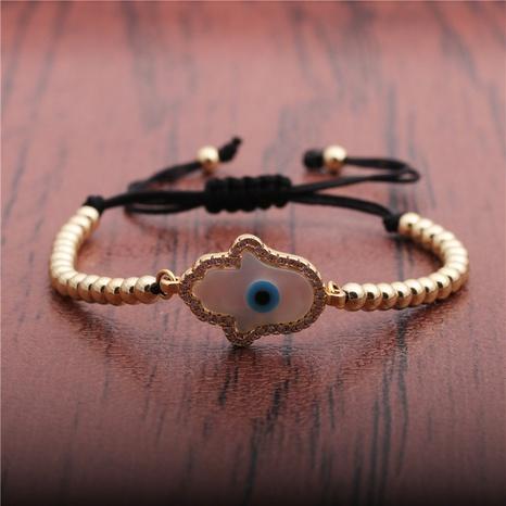 New Turkey Demon Eye chain bracelet NHYL303846's discount tags