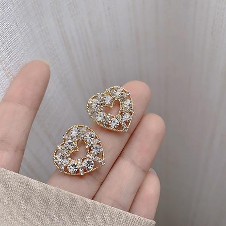 new korea Sweet Pearl Earrings  NHXI303938's discount tags
