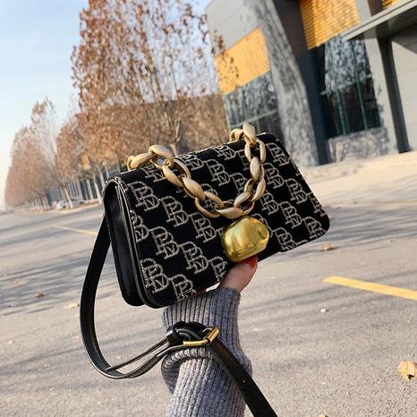 bolso de mensajero de un solo hombro de moda NHJZ304224's discount tags