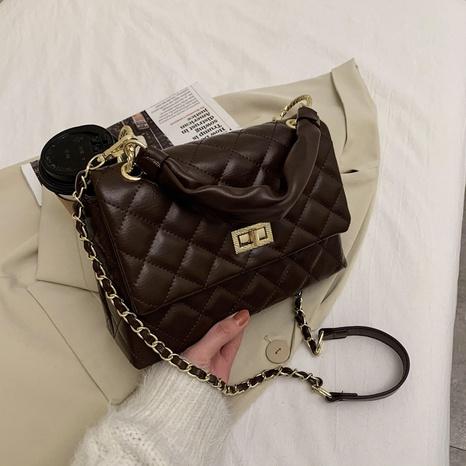 fashion simple one-shoulder messenger bag  NHJZ304239's discount tags