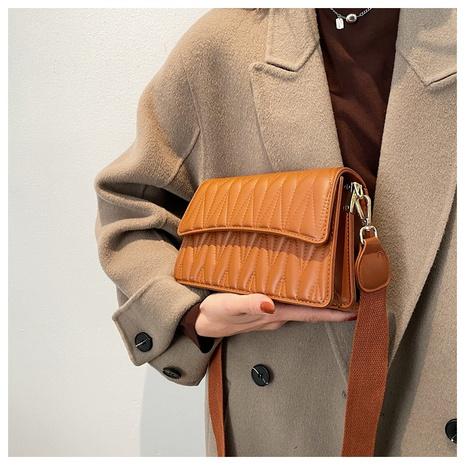 Bolso de hombro suave con bandolera ancha NHTG304267's discount tags