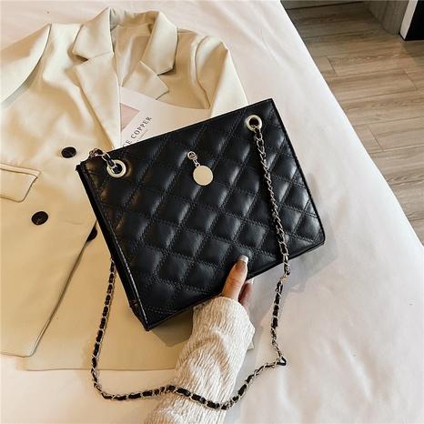 bolso de rombo de moda de hilo de bordar NHTG304305's discount tags