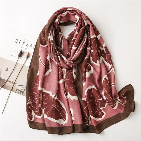 new elegant cotton linen silk scarf  NHGD304548's discount tags