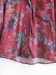 retro ethnic style suit lapel printed long-sleeved shirt NHAM304602