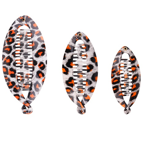 simple new fashion fish clip  NHBE304710's discount tags