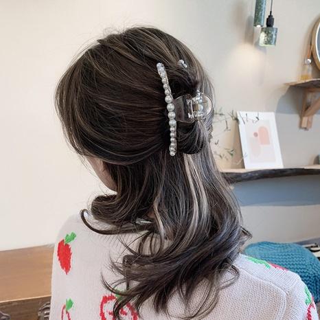 grand clip de capture élégant perle NHBE304717's discount tags