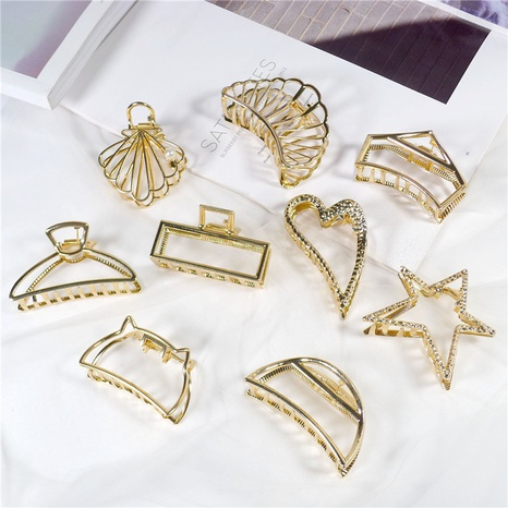 retro metal catch clip  NHBE304728's discount tags