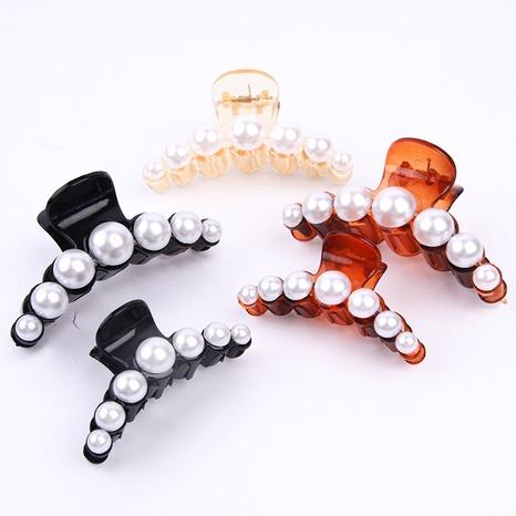 Nouveau clip de diamant de perles de mode coréenne NHBE304731's discount tags