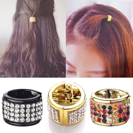 fashion metal punk style hairpin wholesale NHBE304746's discount tags