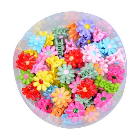 cute flower clip set NHBI304793's discount tags