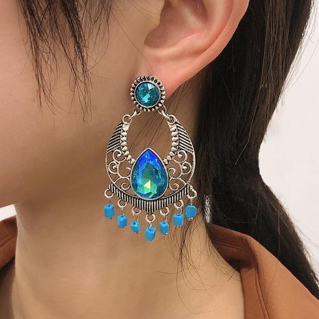 Baroque fashion retro earrings NHMD304938's discount tags