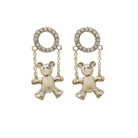 Boucles d'oreilles en argent 925 NHQC305082's discount tags