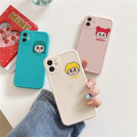 Coque de téléphone avatar couple mignon de bande dessinée pour iPhoneXR 7plus SE2 NHFI305420's discount tags