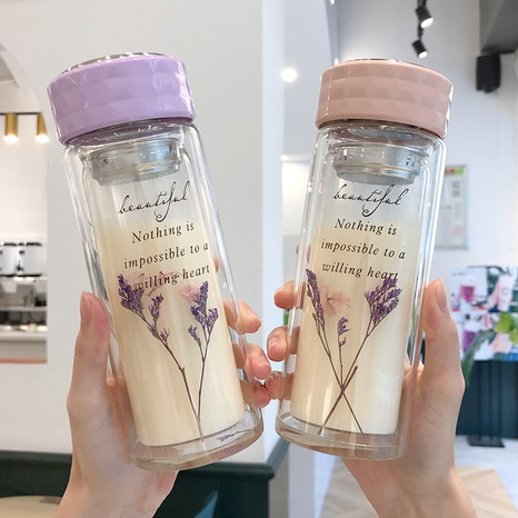 portable cute simple water cup NHtn305444's discount tags