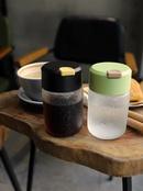 Tragbare niedliche kreative MilchglasWassertasse NHtn305461