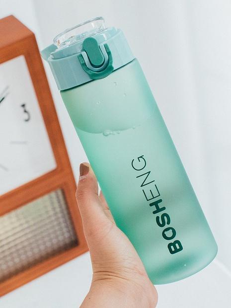 botella de plástico portátil simple NHtn305464's discount tags
