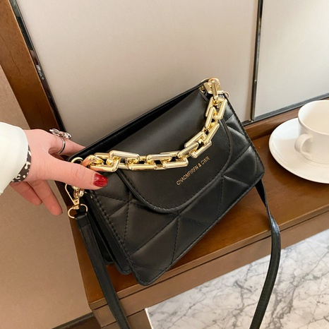 fashion messenger shoulder chain bag NHRU305530's discount tags