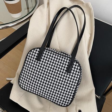 Shoulder Underarm Fashion Bag NHRU305534's discount tags