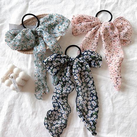 cuerda de pelo de lazo floral NHCQ305102's discount tags