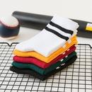 chaussettes en coton absorbant la transpiration tube ray NHBF305213