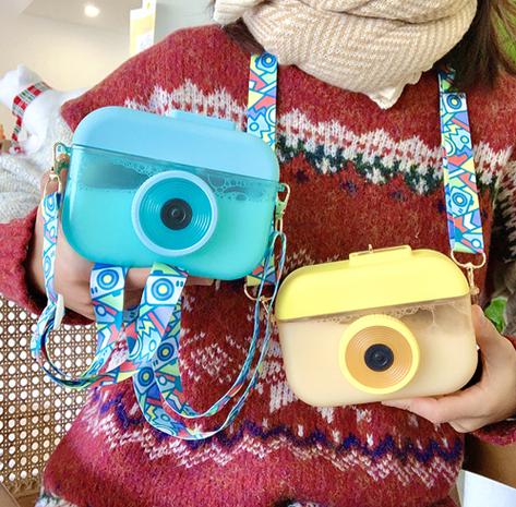 Cute creative plastic camera cup NHtn305467's discount tags
