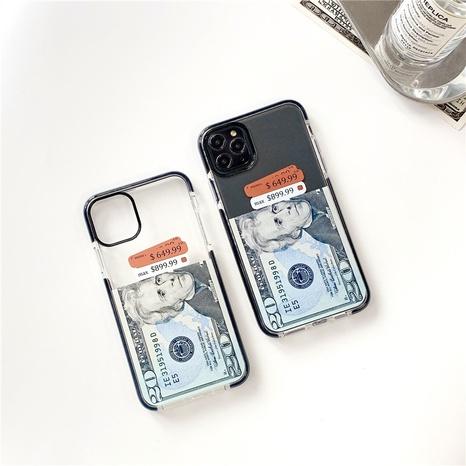 cas créatif Apple 12mini 11pro pour téléphone portable pour iphone xsmax soft shell 7 8plusXR NHFI305322's discount tags