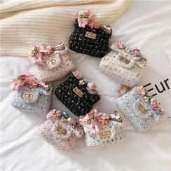 lindo bolso de hombro de lana para niños NHAV305622