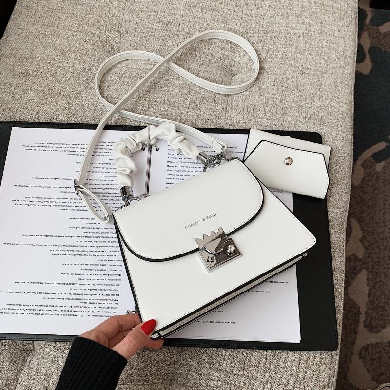 fashion retro small square bag NHJZ305683