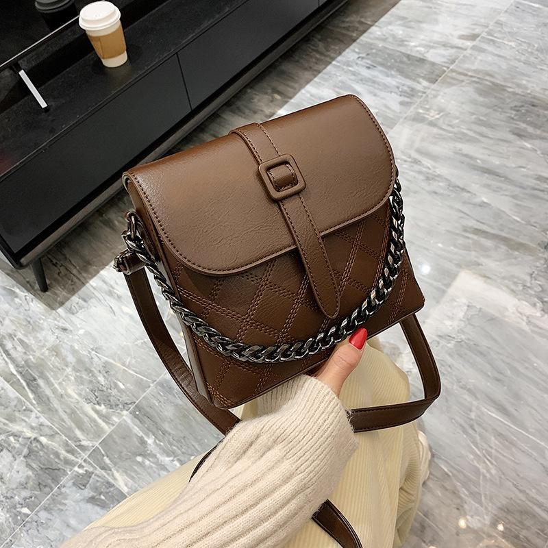 large capacity shoulder messenger bag  NHJZ305685