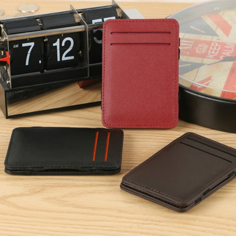 creative soft leather wallet  NHBN305800's discount tags