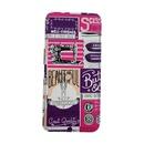 letter pattern PU wallet golf supplies NHBN305818