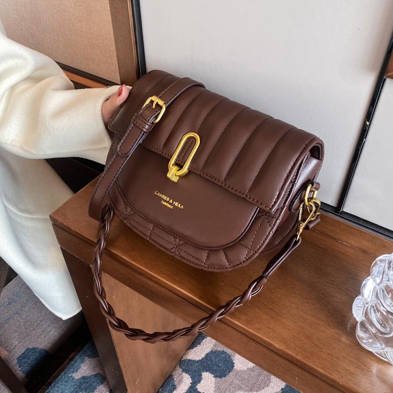 fashion messenger saddle bag NHLH305835