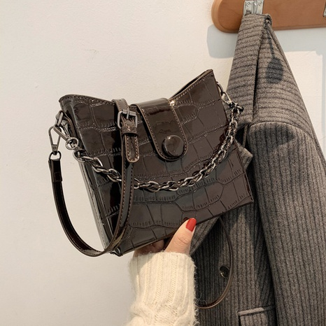 fashion casual messenger shoulder bag  NHLH305838's discount tags